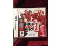 High School Musical 3- Nintendo DS Game