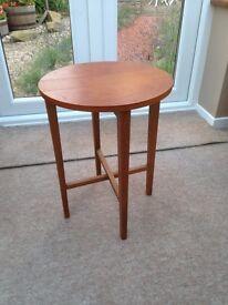 RETRO G-PLAN FOLDING SIDE TABLE