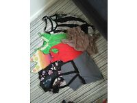Mixed of woman cloths size 8-10