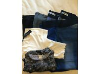 Maternity Clothes Bundle Size 12 - New Look, H&M, Next, George