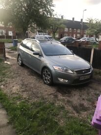 2.5 turbo ford mondeo estate 2008