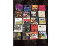 130+ CDs. Original CDs. Mainly classical £50