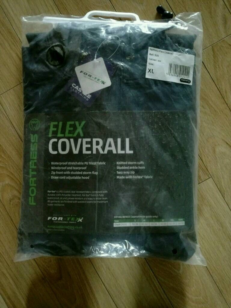 Fortrex Coverall XL Brand New