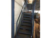 Mezzanine Floor with Stairs (200 sq metres)