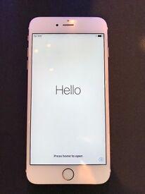 iPhone 6s Plus - Rose Gold, Unlocked