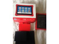 Nabi 2 Children tablet as new on the box. Even have the purchase ticket.