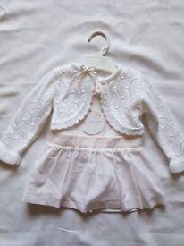 Baby dress, christening, baby bridesmaid *brand new *