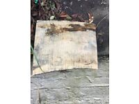 Solid Wood, Heavy, Thick, Chopping Board
