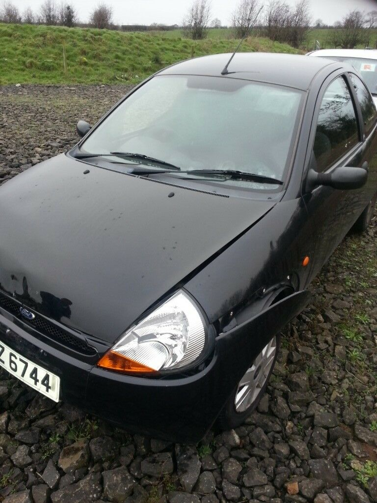 Ford Ka Parts Repair Or Field Car Or Parts For Sale