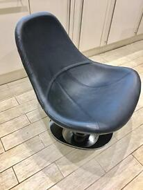 Two designer chairs mint RRP £220 bargain £50 both!!