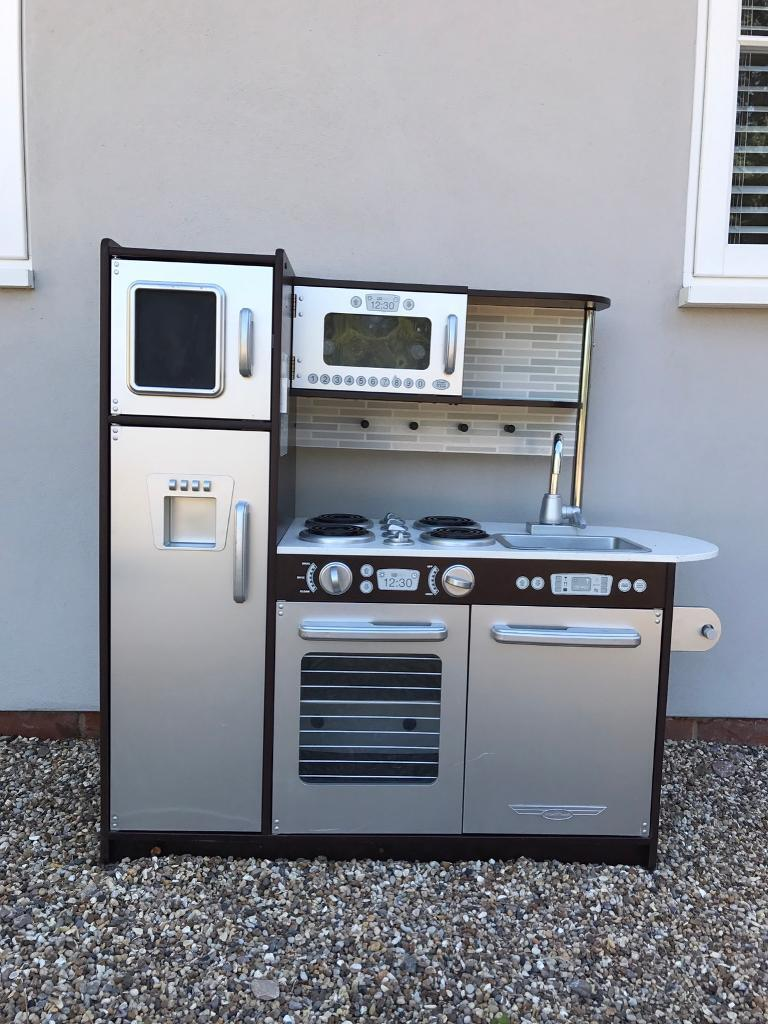 Kidicraft Uni Toy Kitchen In Good Used Condition