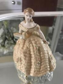 Royal Worcester Lady Elizabeth Figurine Ltd. Edition