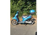 Moped Peugeot Looxor 50cc