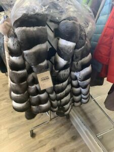 AUTHENTIC CHINCHILLA AND MINK FURS FOR SALE!