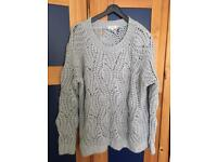 River Island and Dorothy Perkins Size 8 jumpers