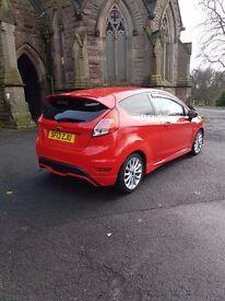 2013 Ford Fiesta 1.0 Ecoboost Zetec S Race Red 125bhp