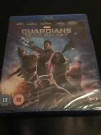 New & Sealed Blu Ray - Guardians of the Galaxy