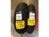 Metzler roadtec 01 tyres new pair