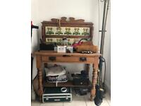 Cottage sideboard could be up-cycled