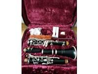 Rosehill clarinet
