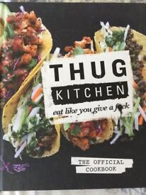 Thug kitchen veggie cook book