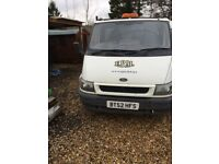 Ford transit pickup for sale
