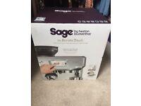 Brand new sage Heston coffee machine unwanted gift