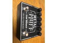 Electro-Harmonix Metal Muff Pedal