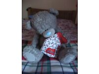 x-large size Me to You Bear-gift Size 21''x 17
