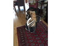 Powerbug cart bag