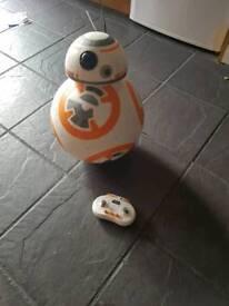 Large Star Wars BB8 - remote control