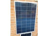 100w solar panel 12v