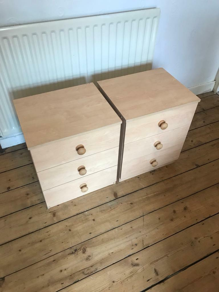 Bed side tablesin Alnwick, Northumberland - Pair of bedside tables. Good condition. Collection only Bed side tables. Posted by Henry in Beds & Bedroom Furniture, Bedside Tables in Alnwick. 23 June 2018