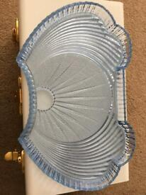 Dressing table tray and pots