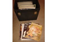 76 Supercook Retro Magazines in a box - DELIVERY AVAILABLE