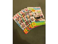 Your Home Magazines x 9