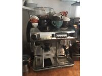Commercial coffee machine to rent