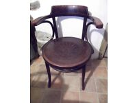 Bentwood Thornet Carver Chair