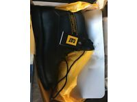 Caterpillar Holton Safety Boots size 9