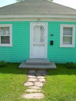 Cottage Living in the town of Antigonish close to STFX