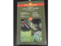 Tree loppers attachment
