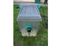 Blagdon Mini pond filtration system