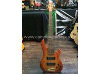 ON SALE: Yamaha TRB-6 6 string Bass Guitar (natural sunburst) - £999 ONLY