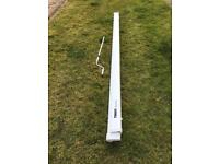 THULE OMNISTOR WIND OUT AWNING 3 metres FOR SPARES OR REPAIR