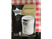 tommee tippee travel steriliser