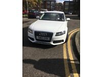 Audi A4 diesel full service history Red leather
