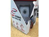 WiView Video door Entry kit door bell