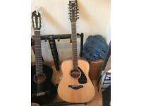 Yamaha 12 string guitar