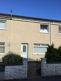 Mid -terraced 2 bedroom house for rent in Borrowfield, Montrose