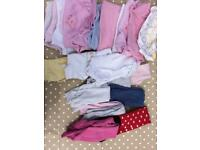 Bundle of clothes 9-12 months
